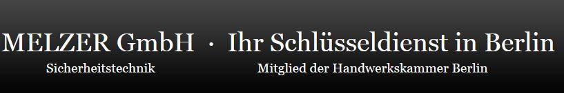 Schlüsseldienst Berlin | Melzer GmbH